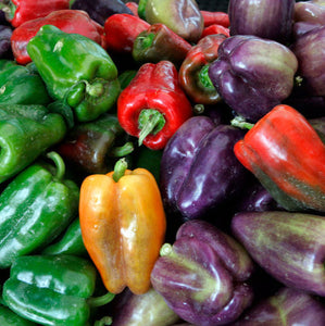 Multicolored Bell Peppers