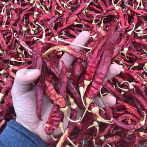 Cayenne Peppers - Dried