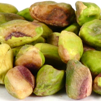 Pistachios (Shell-Free, Roasted, Unsalted)