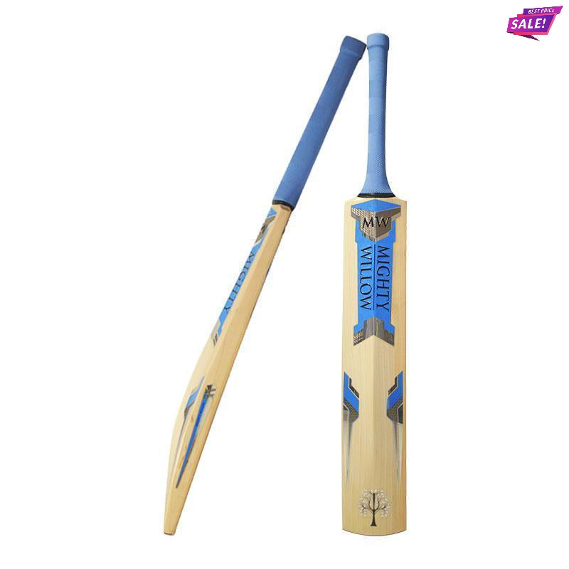 Mighty Willow Sapphire Bat - BLITZMODE SPORTS