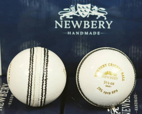 Newbery SPS White - BLITZMODE SPORTS