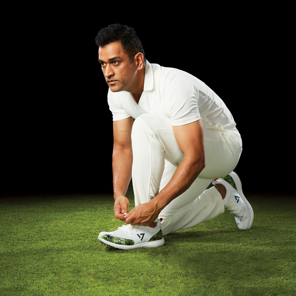 PAYNTR by SEVEN MS Dhoni Camo Spike - BLITZMODE SPORTS