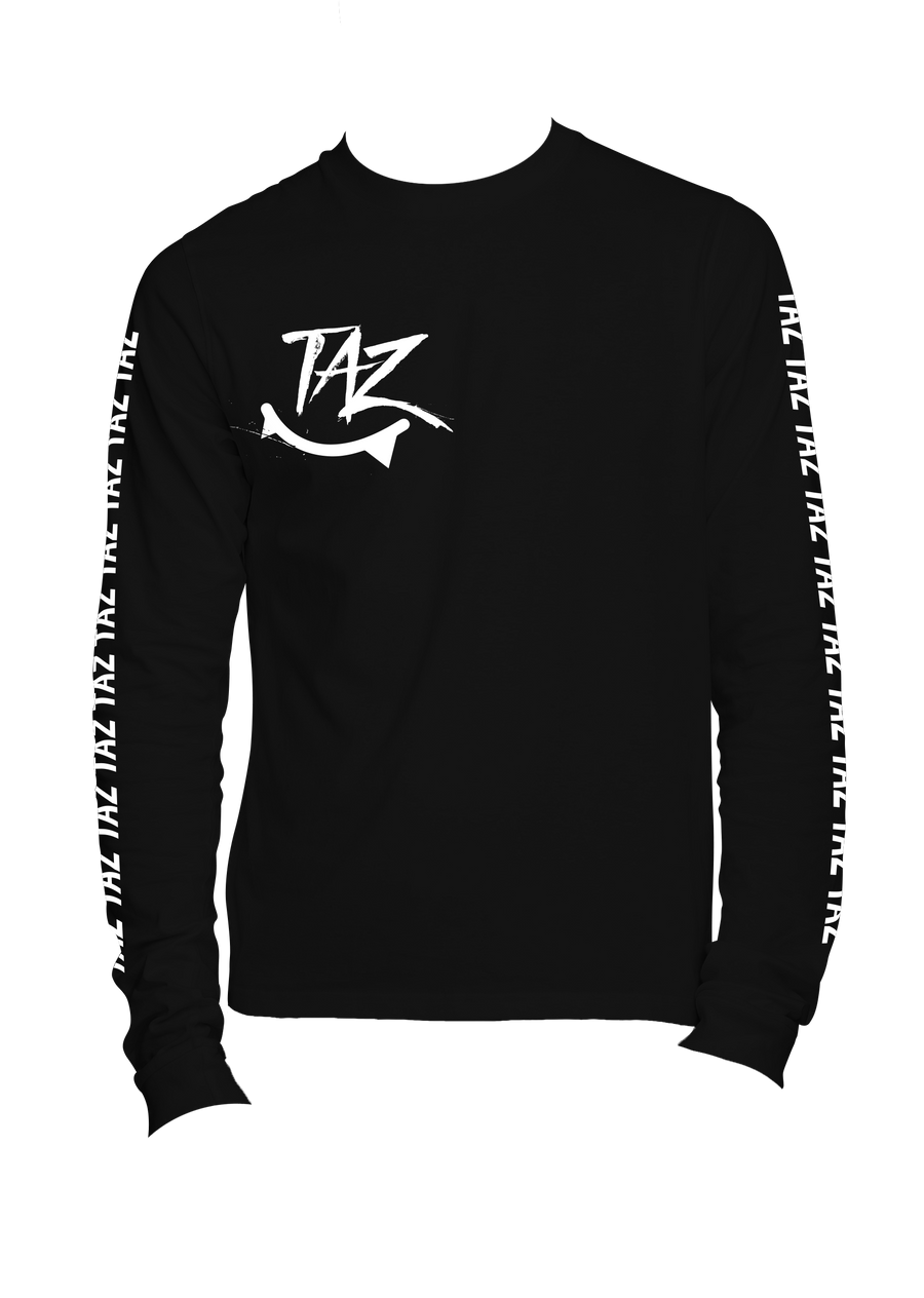 Long Sleeve Tee - Black