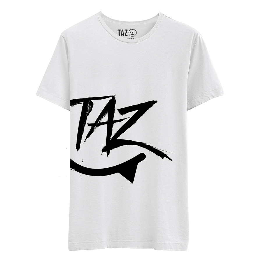 Taz-shirt - White