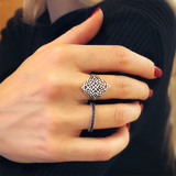Anillo ALANNA | Blacklady Jewels