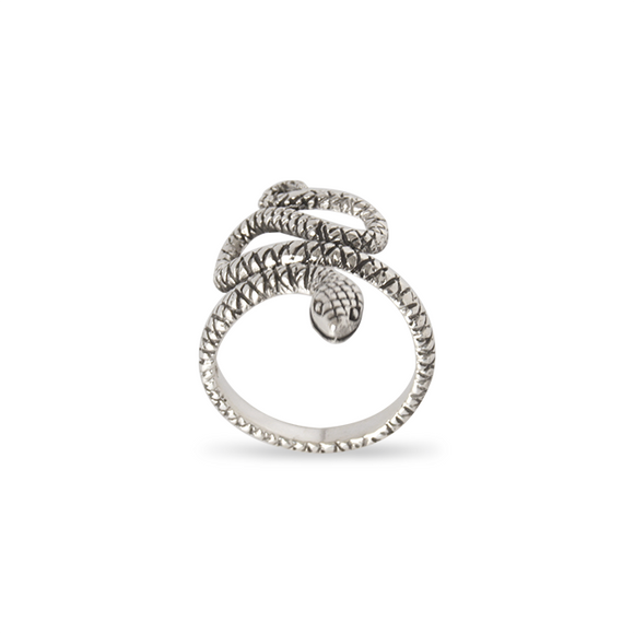 Anillo PUNKSNAKE | Blacklady Jewels