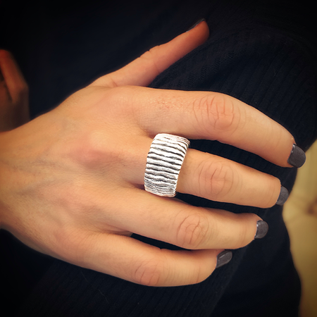 Anillo EQUUS | Blacklady Jewels