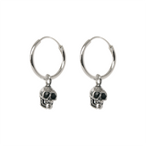Pendientes PUNKFACE | Blacklady Jewels