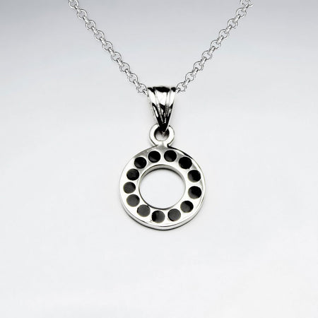 Collar BLACKHOLE | Blacklady Jewels
