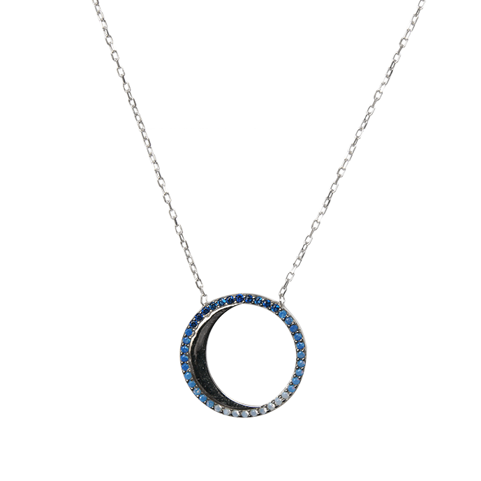 Collar LUNA | Blacklady Jewels