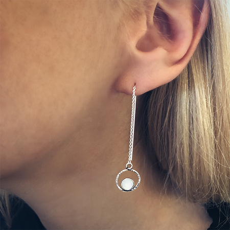Pendientes MOON | Blacklady Jewels