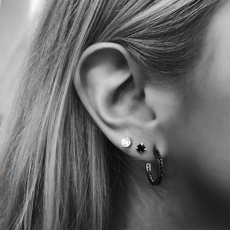 Pendientes NUA | Blacklady Jewels