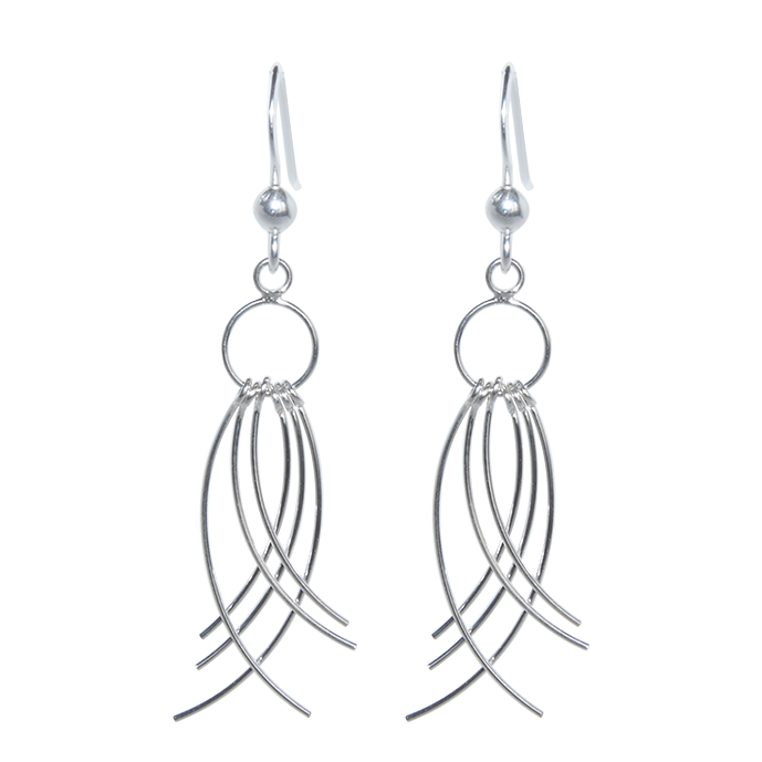 Pendientes SERENA | Blacklady Jewels