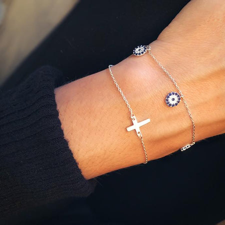 Pulsera CROSS | Blacklady Jewels