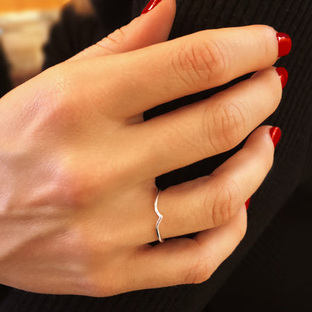 Anillo ESSENTIAL OTTOMAN | Blacklady Jewels