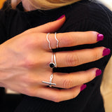 Anillo LINE | Blacklady Jewels