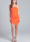 Uptown Girl Dress ★ Orange