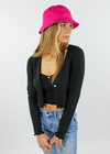 Dream Girl Bucket Hat ★ Hot Pink