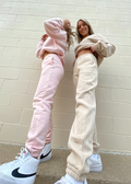 Paradise Sweatpants ★ Baby Pink