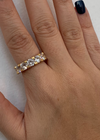 Iced Ring ★ Gold