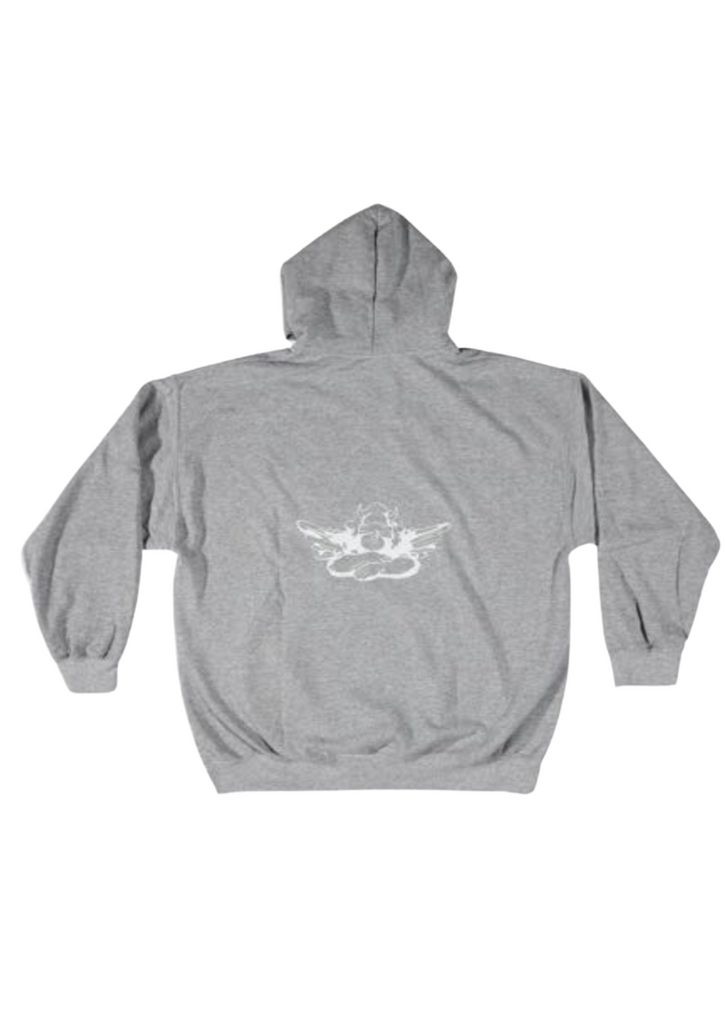 Boys Lie Match Made in Heaven Hoodie ★ Heather Grey