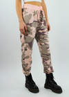 Military Madness Sweat Pants ★ Pink Camo - Rock N Rags