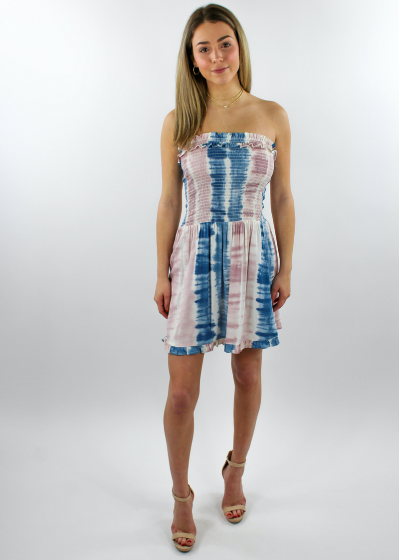 Sunday Candy Dress ★ Tie Dye - Rock N Rags