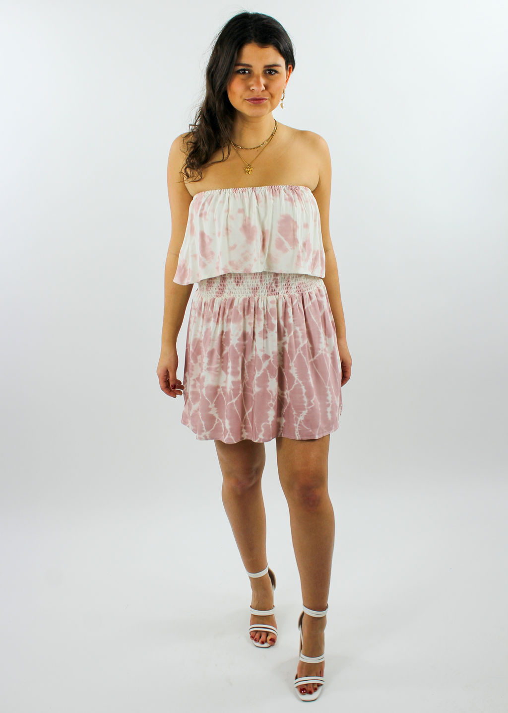 Sunset Lover Dress ★ Mauve - Rock N Rags