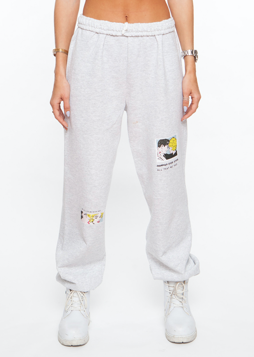 Boys Lie Ever After Sweatpants - Rock N Rags