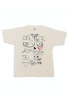 Boys Lie Word Vomit Tee ★ One Size - Rock N Rags