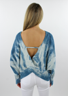 Ocean Eyes Sweater ★ Tie Dye