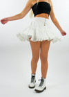 Swing Life Away Skirt ★ Ivory - Rock N Rags