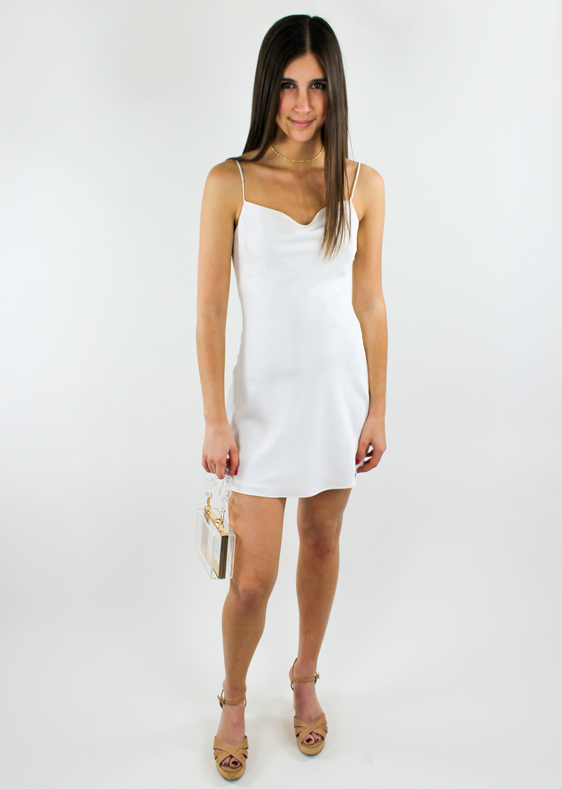 Untouchable Dress ★ Ivory - Rock N Rags