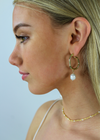 Lost In Paris Earrings ★ Gold - Rock N Rags