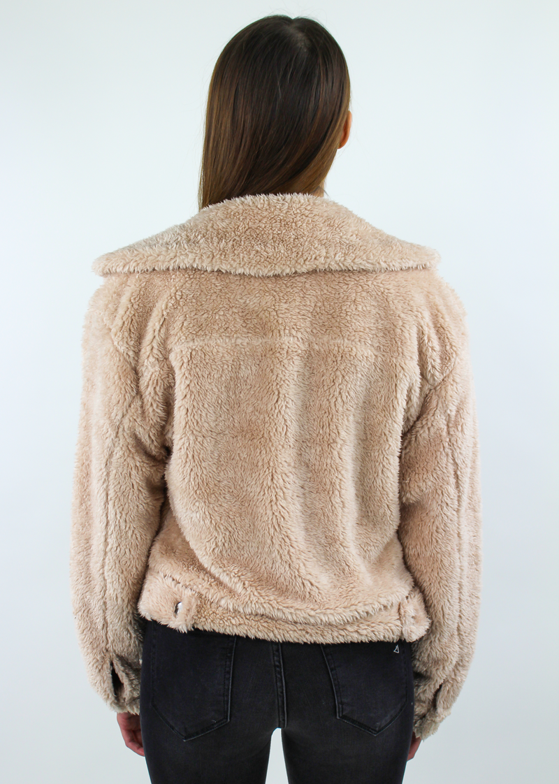 Cold Little Heart Jacket ★ Wheat