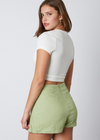 Build Me Up Buttercup Skort ★ Matcha