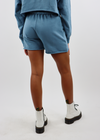 Better Together Sweat Shorts ★ Dusty Blue