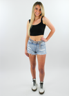 Dazed And Confused Tank ★ Black - Rock N Rags
