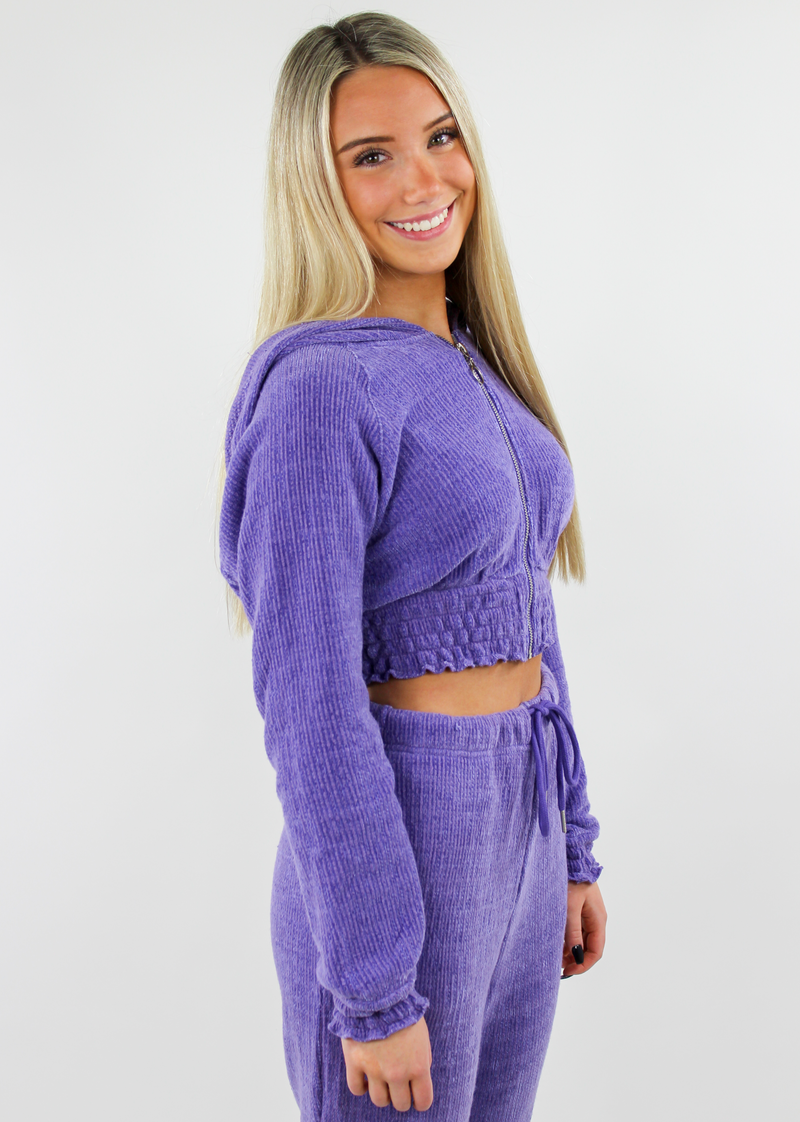 Purple Haze Hoodie ★ Purple