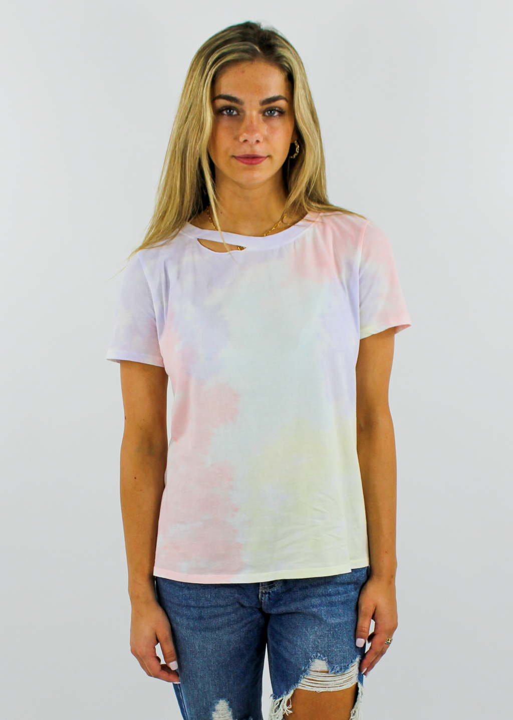 Spin You Around Top ★ Tie Dye