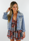 Blue Jean Baby Jacket ★ Medium Wash Denim - Rock N Rags