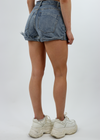 Loyal Jean Shorts ★ Blue Denim - Rock N Rags