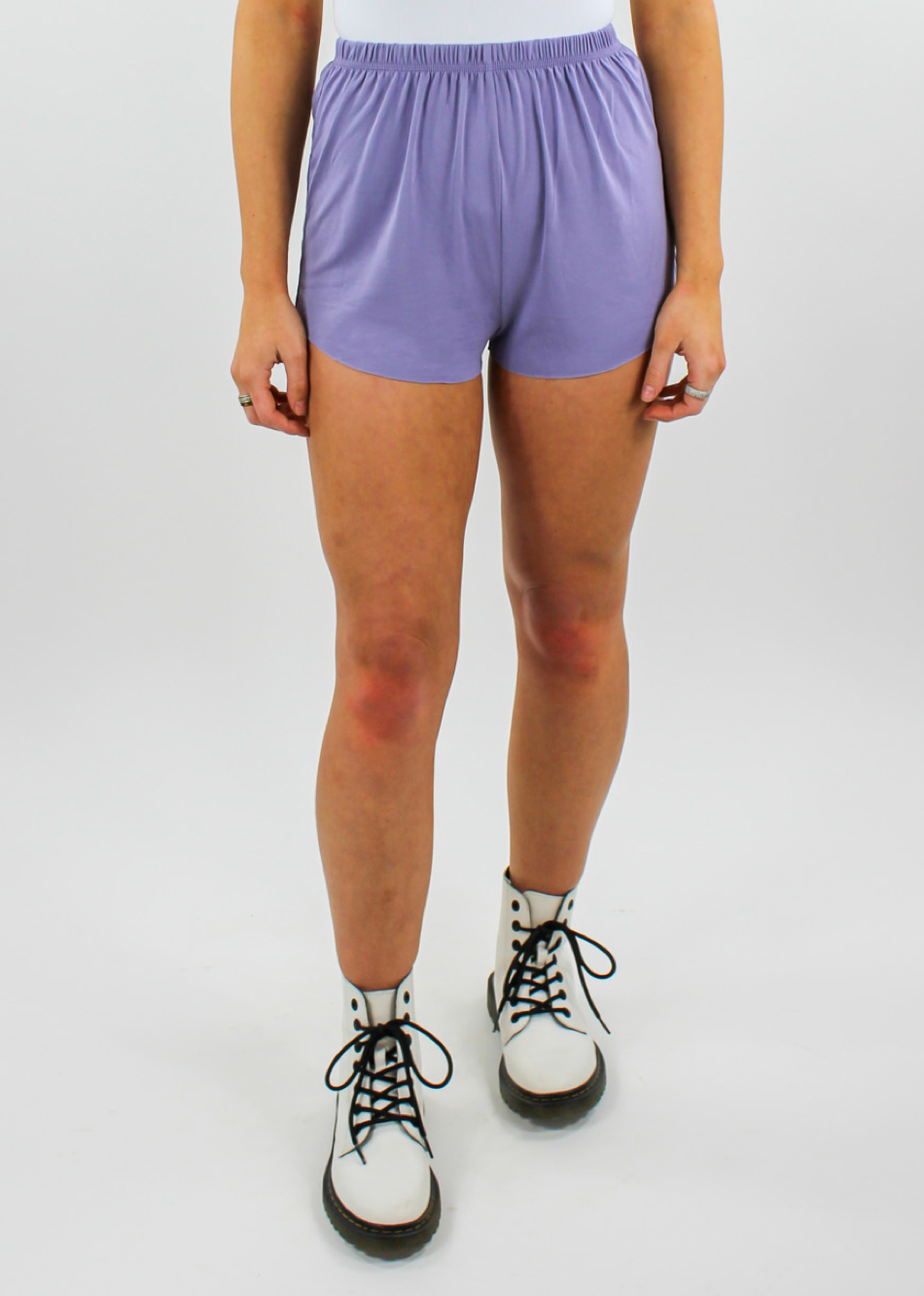 Humble Shorts ★ Lavender - Rock N Rags