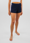 Let's Be Friends Shorts ★ Dark Navy