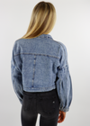 My Type Jean Jacket ★ Blue Denim Wash