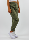 Empire State of Mind Joggers ★ Olive Green