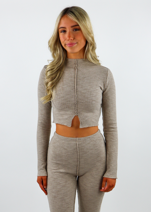 Pure Bliss Top ★ Grey