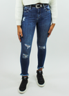 American Girl Skinny Jean ★ Dark Denim