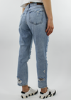 Worth It Boyfriend Jeans ★ Light Wash Denim - Rock N Rags