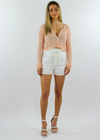 Magic In The Hamptons Shorts ★ White - Rock N Rags